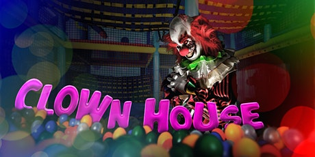 Clown House: Adults Only Scary Soft Play Sessions tickets
