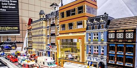 BrickUniverse Jackson LEGO Fan Expo tickets