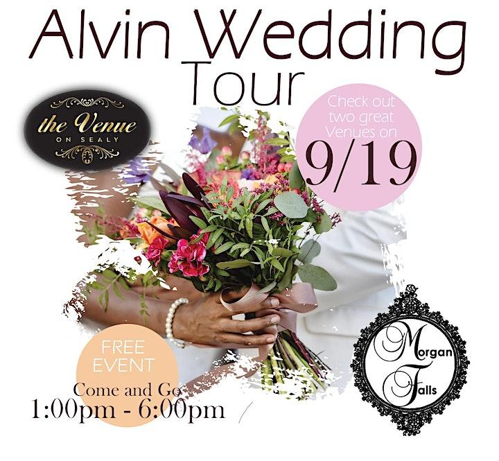 Alvin Wedding Tour September 19th image