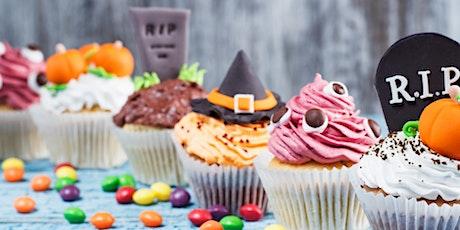 Special Halloween Baking class : Wizard Cupcakes tickets