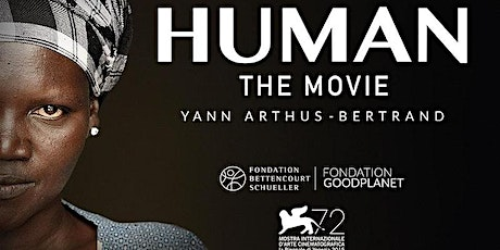 """Screening of """"HUMAN"""" in support of International Peace Day 2021 tickets"""