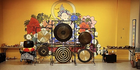 Mindful Movement & Gong Sound Experience & Energy Healing Event tickets