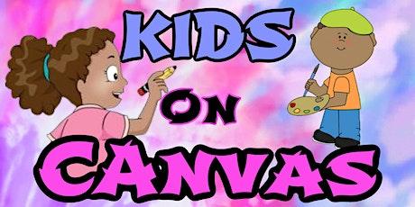 Kids On Canvas tickets