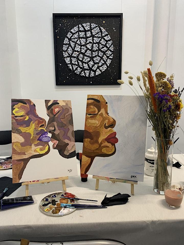 Image pour Afterwork « Drink & paint »