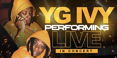 YG Ivy Performing Live tickets