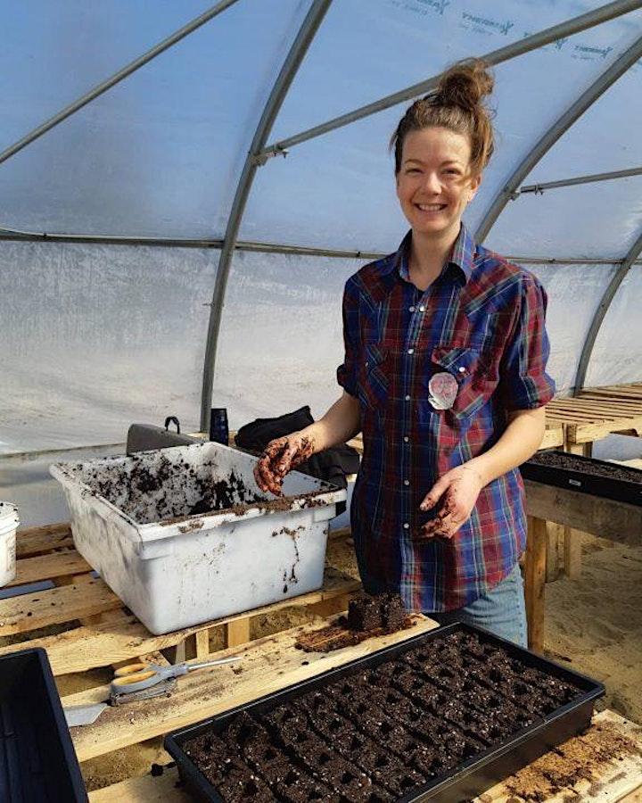 Farm Tour at Bent Plow Farm image
