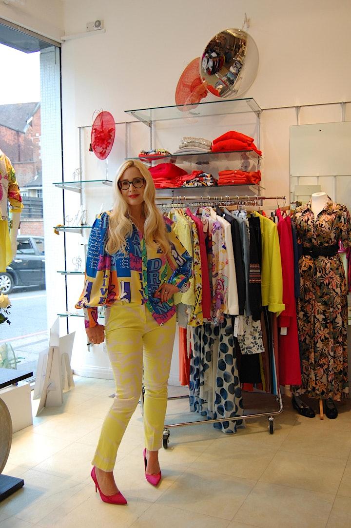 Style Masterclass with TV's Nicky Hambleton-Jones image