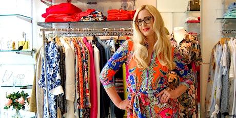 Style Masterclass with TV's Nicky Hambleton-Jones tickets