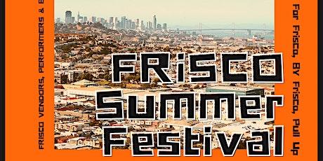 Frisco Summer Festival tickets