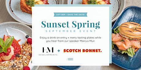Sunset Spring tickets