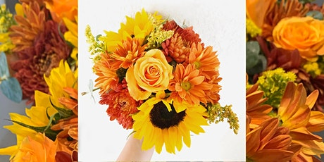 Fall Flower Arranging Workshop and Networking Event tickets