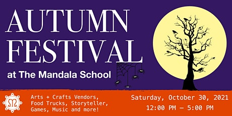 Autumn Festival at The Mandala School tickets