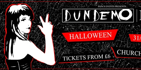 Dundemo 3 tickets