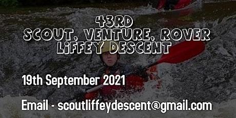 Scout, Venture, Rover Liffey Descent 2021 tickets