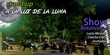 Stand Up A La Luz De La Luna (3ª Temporada ) entradas