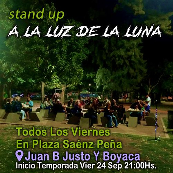 Imagen de Stand Up A La Luz De La Luna (3ª Temporada )