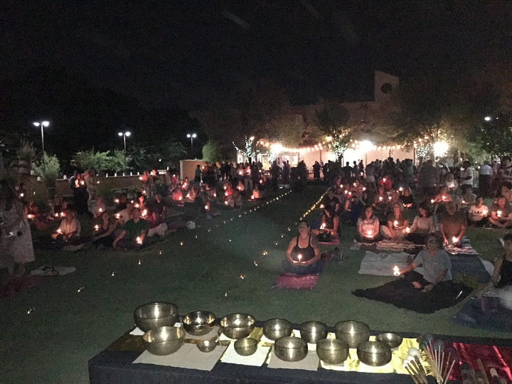 Mindful Movement & Gong Sound Experience & Energy Healing Event image