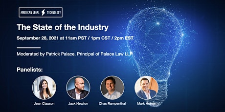 State of the Industry Genius Panel - American Legal Technology Awards 2021 tickets
