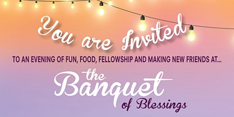 the Banquet of Blessings tickets