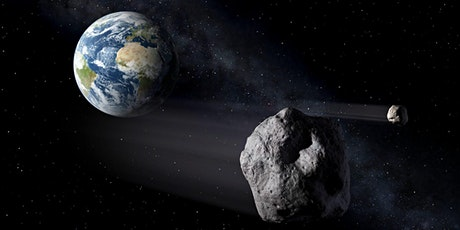 Astronomy Lecture - Radar Observations for Planetary Defense tickets