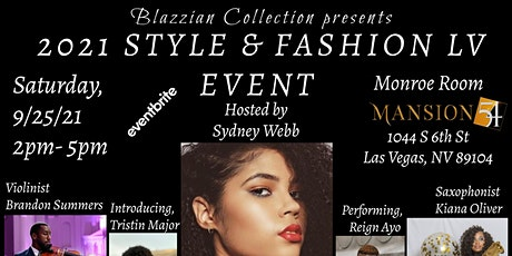 2021 Style & Fashion LV event tickets