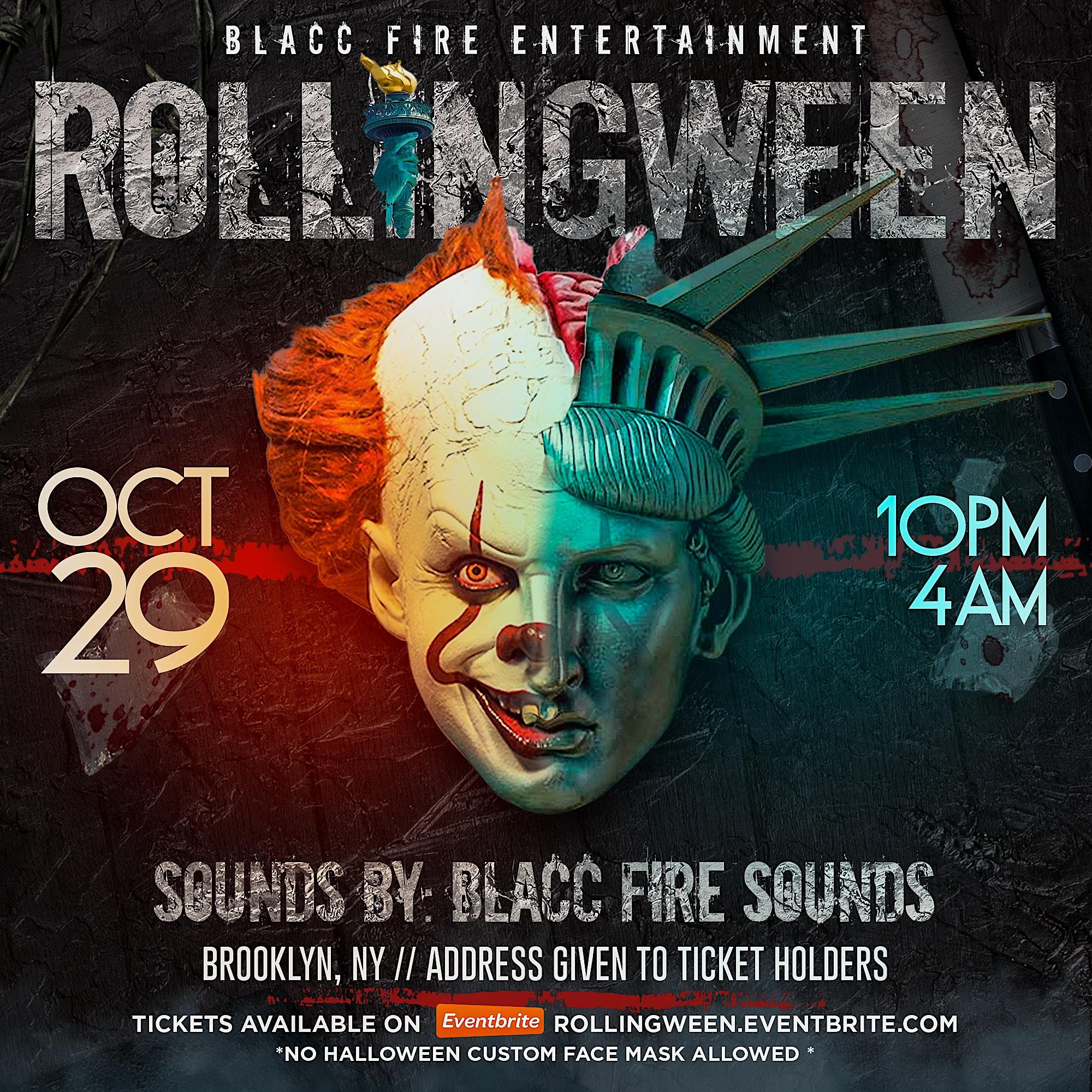 RollingWeen : Halloween Party
