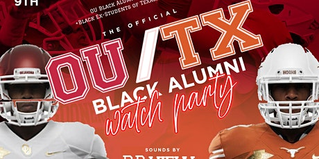 The  Official 2021 OU/tx Black Alumni Watch Party tickets