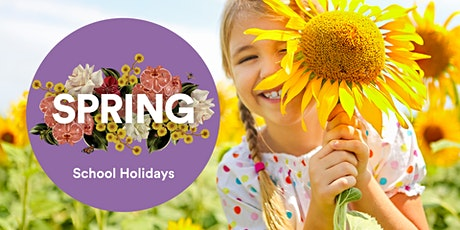 Hello Spring School Holiday Workshops - Terracotta Pot Decorating tickets