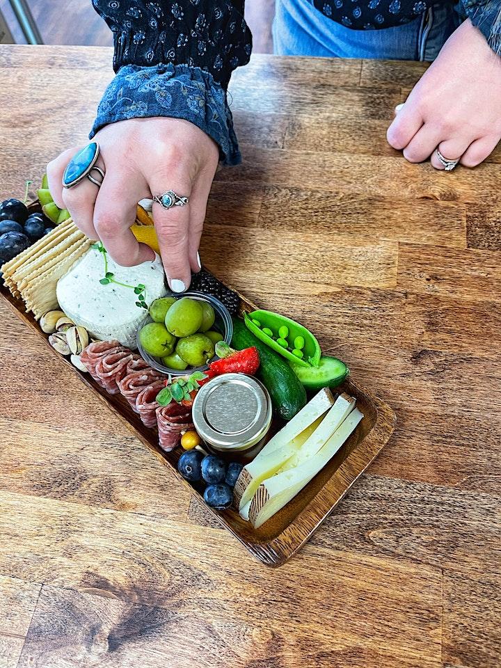 Abundant Tables at Healthy Eats: A Charcuterie Class image