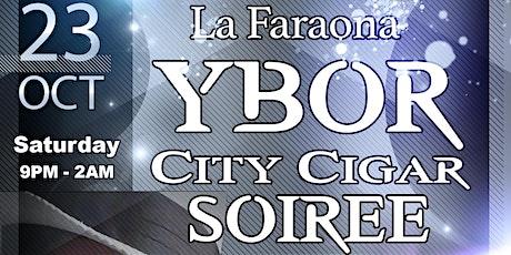 Ybor City Cigar Soirée tickets
