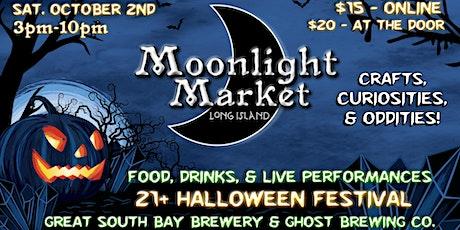 Moonlight Market Long Island tickets