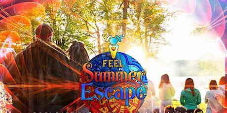 I FEEL: Summer Escape 2021 tickets