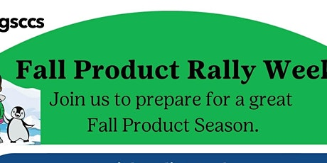 Thoughtful Thursday - Fall Product Rally Week tickets