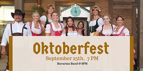 Oktoberfest at Half Hitch tickets