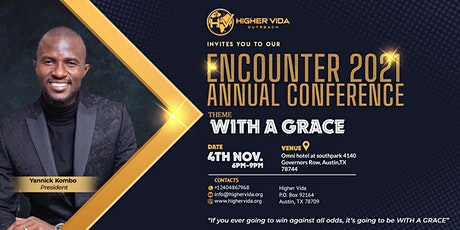 Encounter 2021 Annual Conference- With A Grace tickets