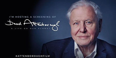 Outdoor Screening - David Attenborough: A Life On Our Planet tickets