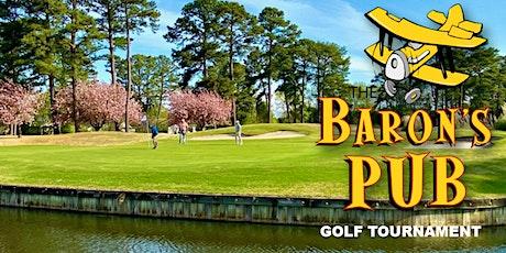 Baron's Pub Annual  Golf Tournament tickets