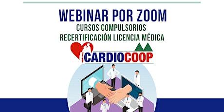 EDUCACION MEDICA CONTINUA  *CREDITOS COMPULSORIOS* NOVIEMBRE 2021 ingressos