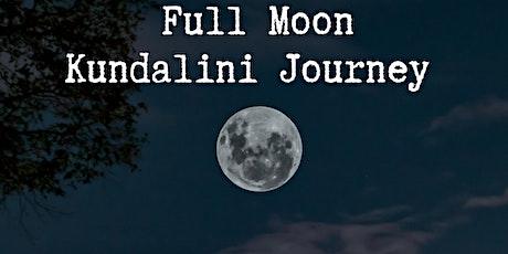 Full Moon Kundalini  Journey tickets