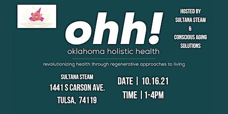 OHH! Oklahoma Holistic Health tickets