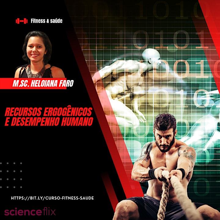 Imagem do evento Workshop Fitness & Saúde