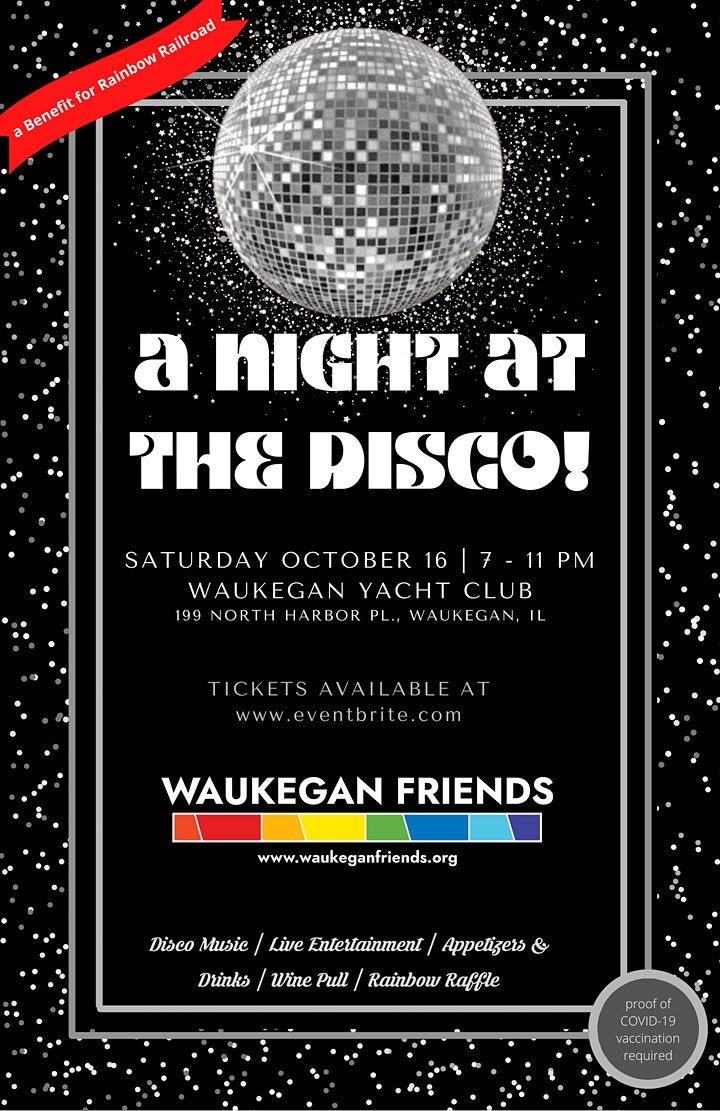 A Night at the Disco! image