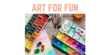Art for Fun, creative classes tickets
