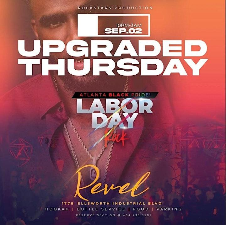 Upgraded Thursday @Revel image