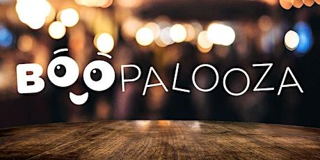 BOOpalooza tickets