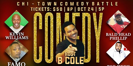 Chi-Town Comedy Battle tickets