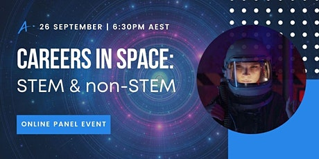 Careers in Space: STEM & Non-STEM tickets