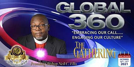 THE GLOBAL UNITED FELLOWSHIP 2021 GATHERING CONFERENCE tickets