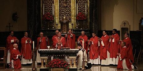 2021 Catholic Lawyers Guild of Nassau County Red Mass tickets