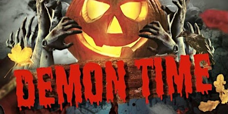 Demon Time : Halloween Mansion Party tickets